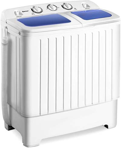Giantex Twin-Tub Washing Machine