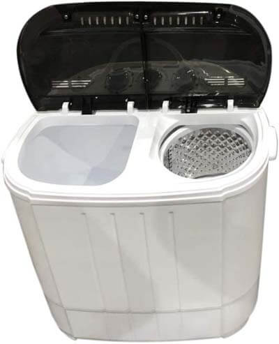 Intexca Portable Twin-Tub Washing Machine