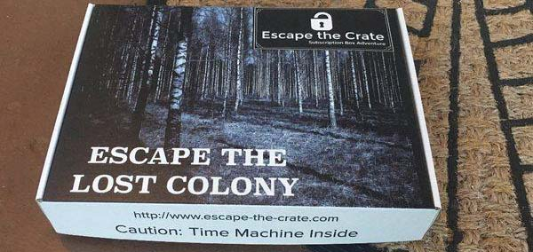Escape the Crate
