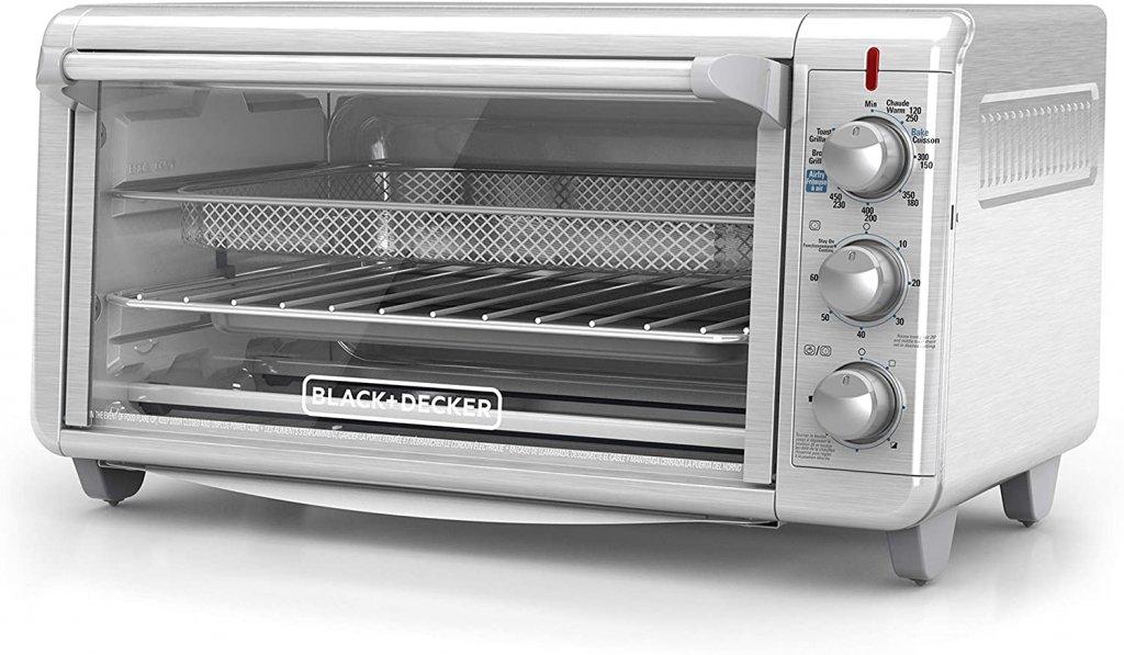 Crisp'N Bake Toaster Oven by Black + Decker